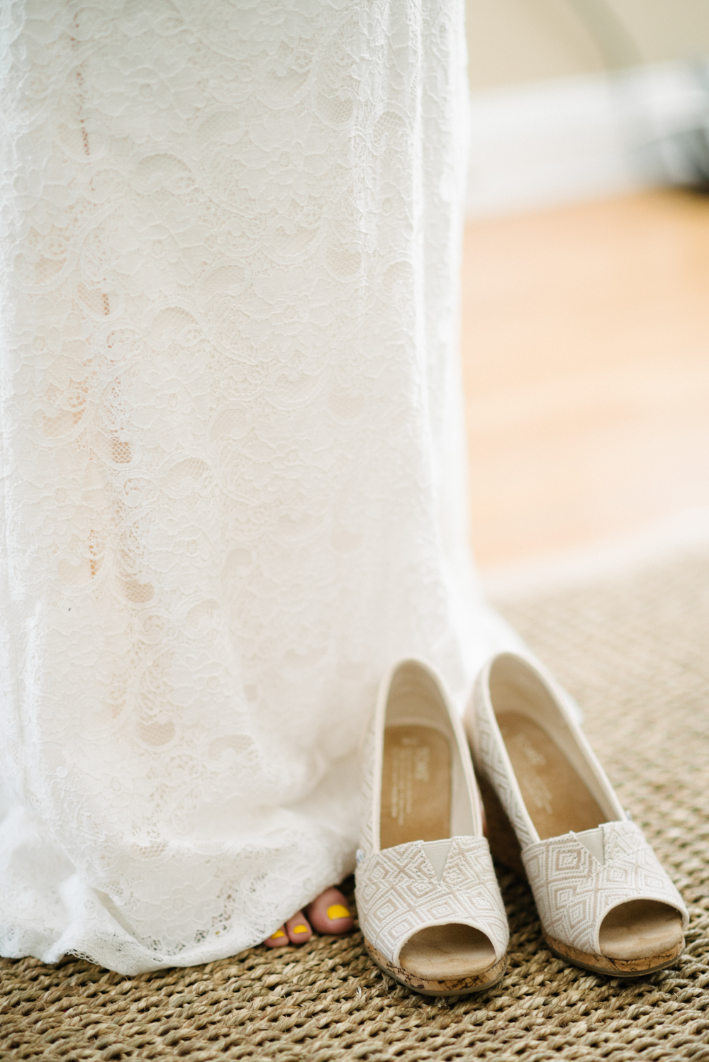 Cottage on the Creek Wedding in Charleston, SC by Sean Money + Elizabeth Fay