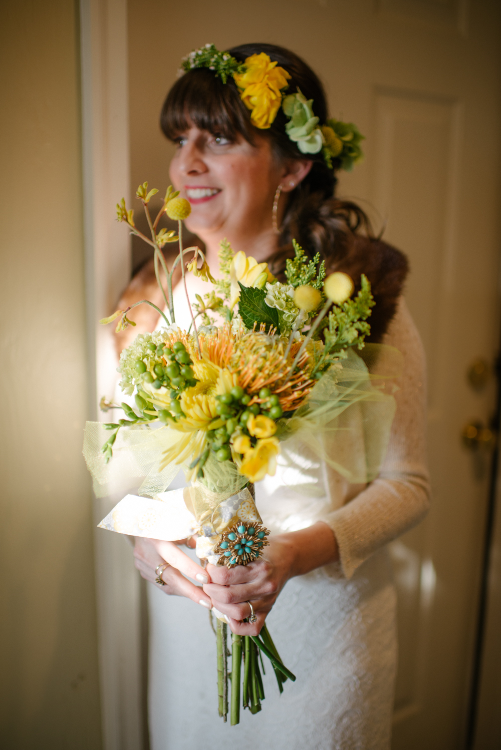 Yellow Cottage on the Creek Wedding in Charleston, SC by Sean Money + Elizabeth Fay