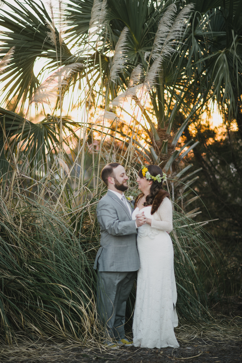 Yellow Charleston wedding at Cottage on the Creek by Sean Money + Elizabeth Fay