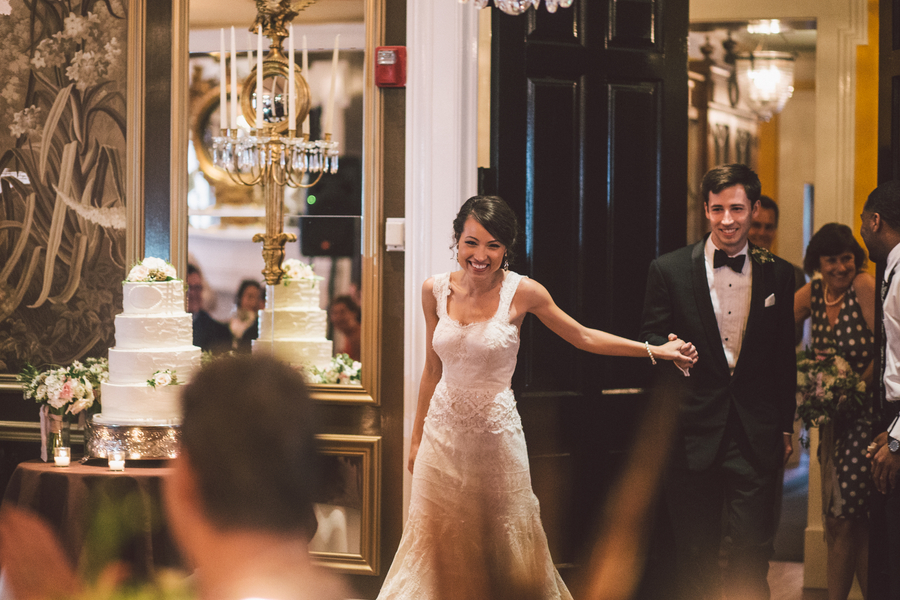 Olde Pink House Wedding in Savannah, GA by Krista Turner Photography