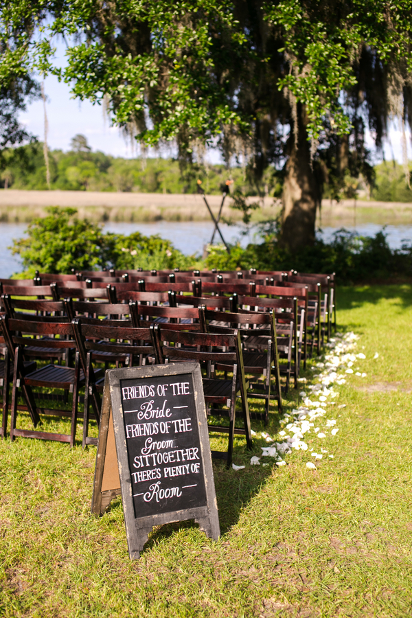 Ashley + John's Charleston wedding at Magnolia Plantation by Jeanne Mitchum Photography and MOD Events