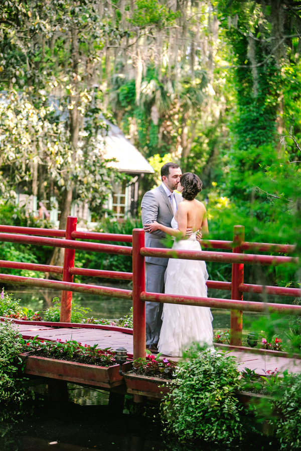 Ashley + John's Magnolia Plantation and Gardens Wedding in Charleston, SC by Jeanne Mitchum Photography