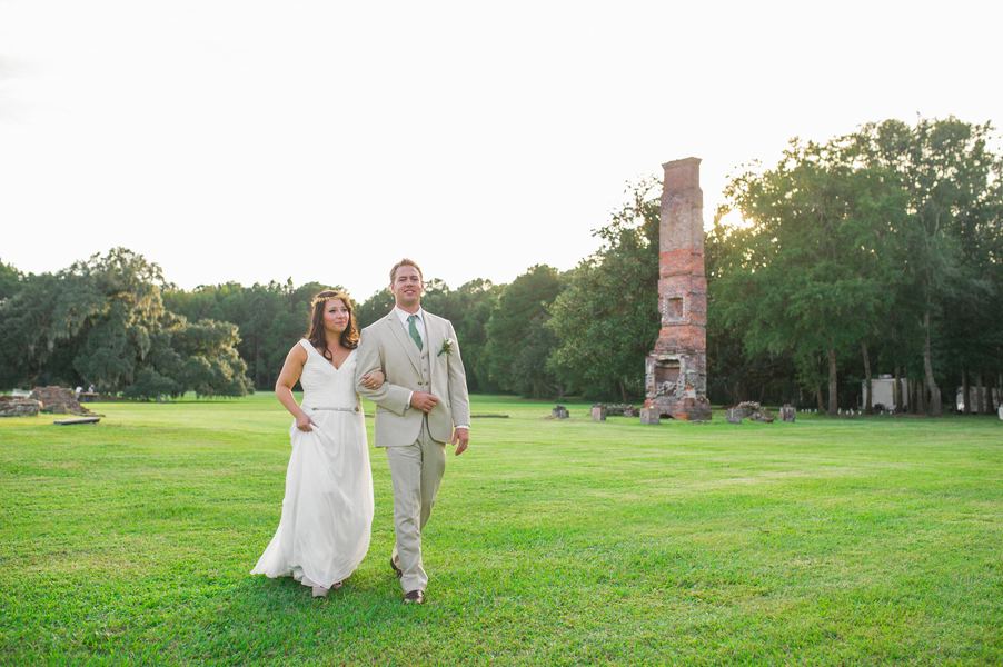 Runneymede Plantation wedding in Charleston, Sc by Priscilla Thomas Photograp