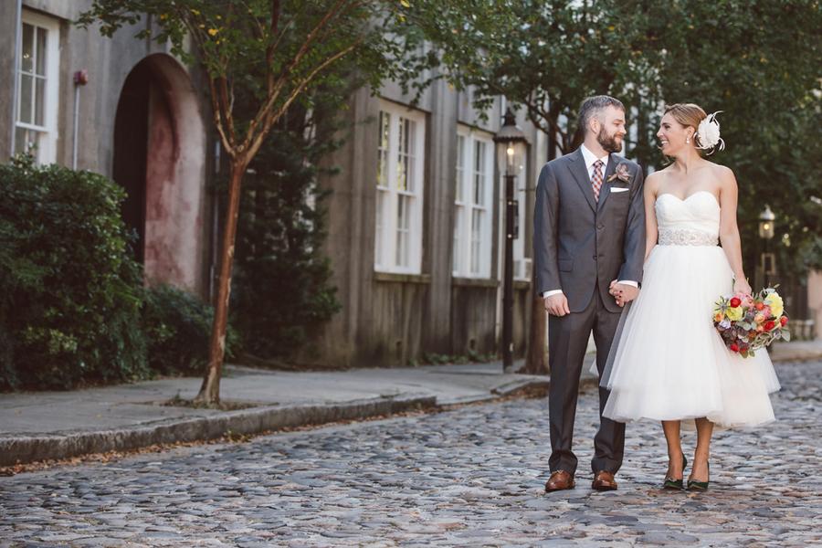 Jocelyn + Tim's Hibernian Hall wedding in Charleston, SC by amelia + dan photography