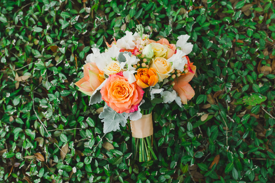 Becca + Chris's Pepper Plantation wedding by Priscilla Thomas Photography