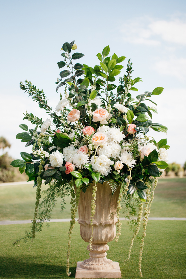 Sanctuary Wedding at Kiawah Island, South Carolina by Riverland Studios