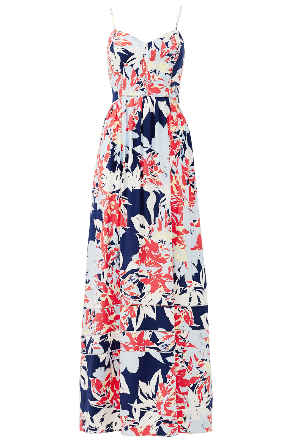 Parker Floral Verona Maxi on Rent The Runway Weddings