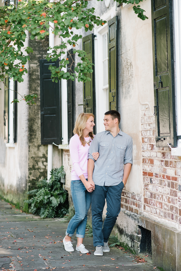 Downtown Charleston Wedding Anniversary by Britt Croft Photography