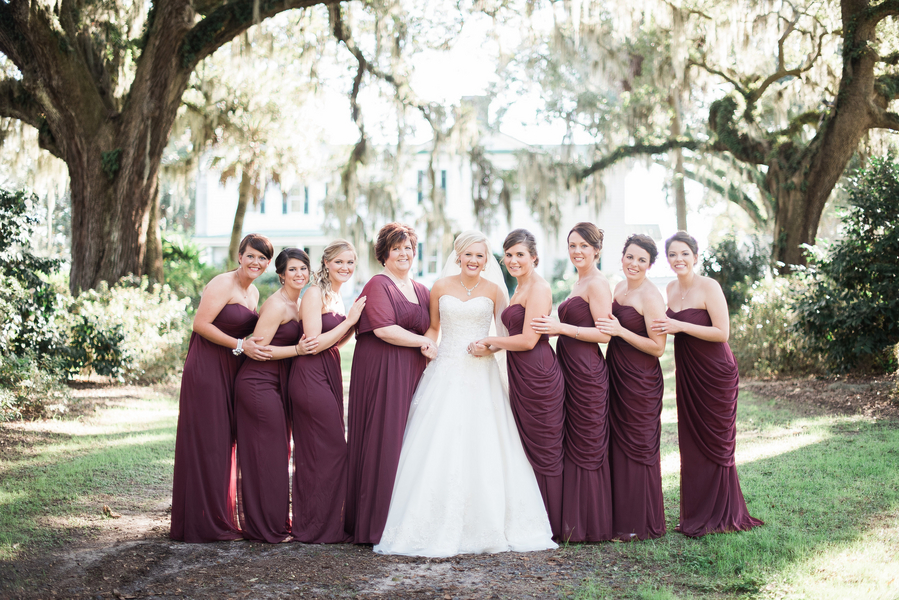 Cypress Trees Plantation wedding on Edisto Island