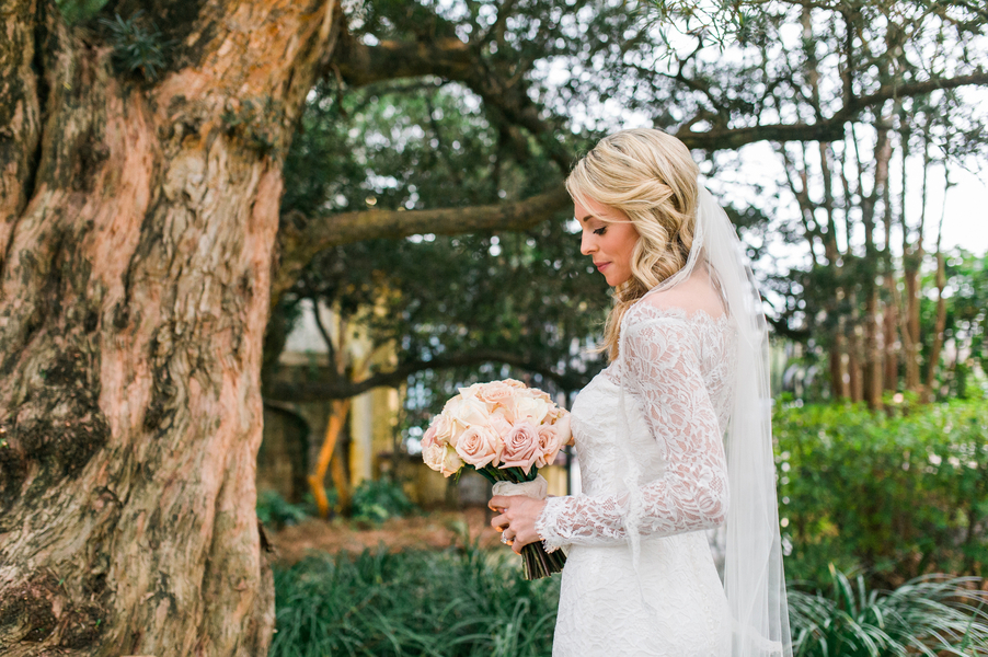 Elegant Charleston Wedding at The William Aiken House