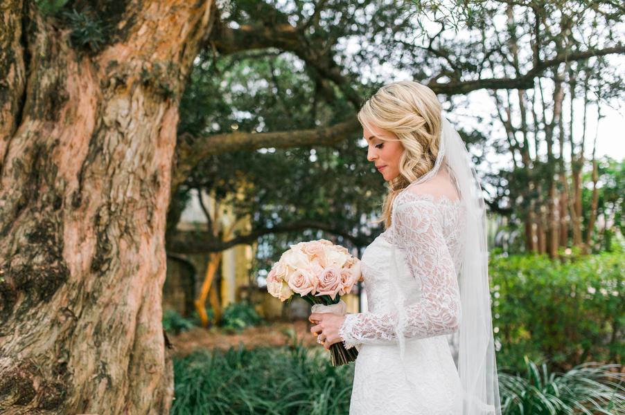 Elegant Charleston Wedding at The William Aiken House