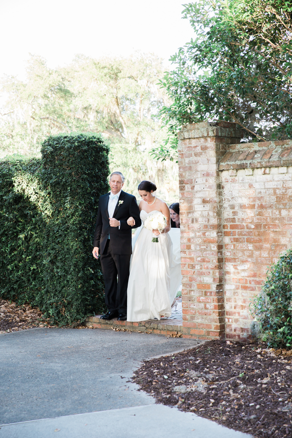 Charleston wedding at Dunes West Golf Club by Judy Nunez Photography