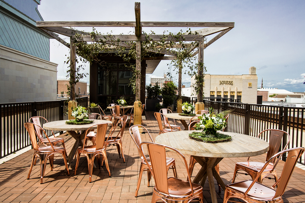 The Restoration on King - Spring Wedding Soiree in Charleston, South Carolina by Andrew Cebulka