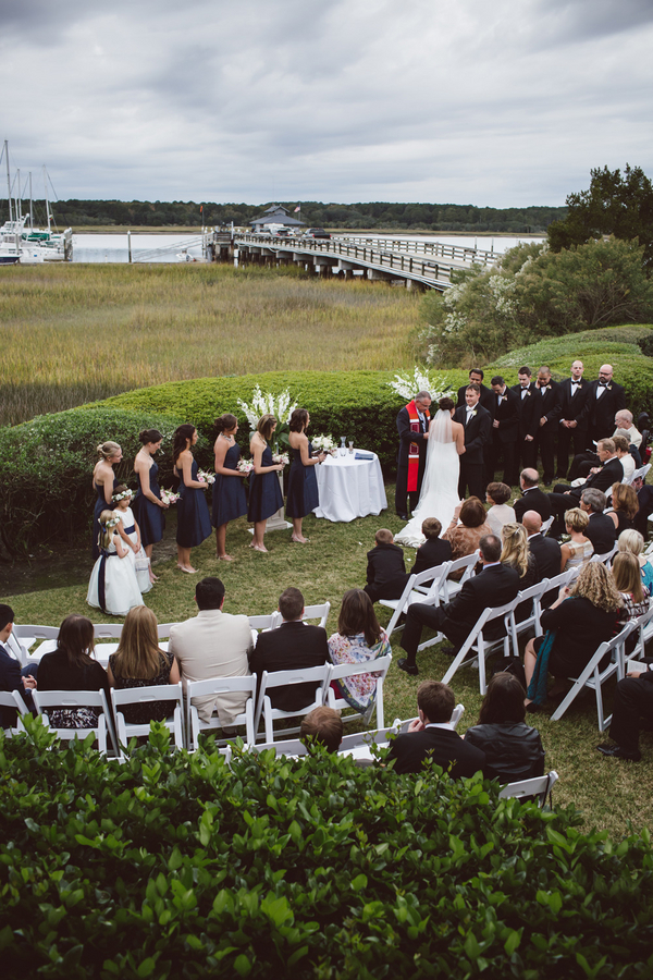 Brooke Leslie + Greg Wancheck's Windows on the Waterway wedding in Hilton Head Island, South Carolina by amelia + dan photography