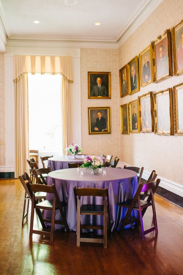 Kyra + Shawn's Purple Hibernian Hall wedding in Charleston, SC by Riverland Studios