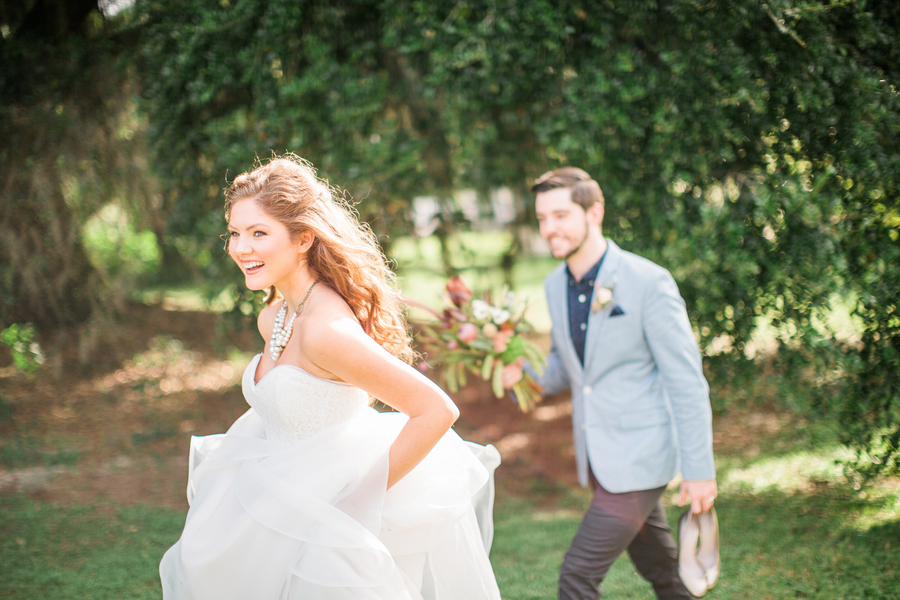 Savannah Wedding Inspiration at Red Gate Farms by Vitor Lindo Photo + Video