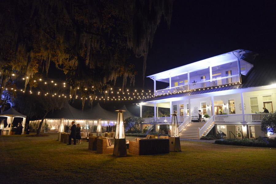 Peggy + David's Elegant Savannah, Georgia wedding from Donna Von Bruening