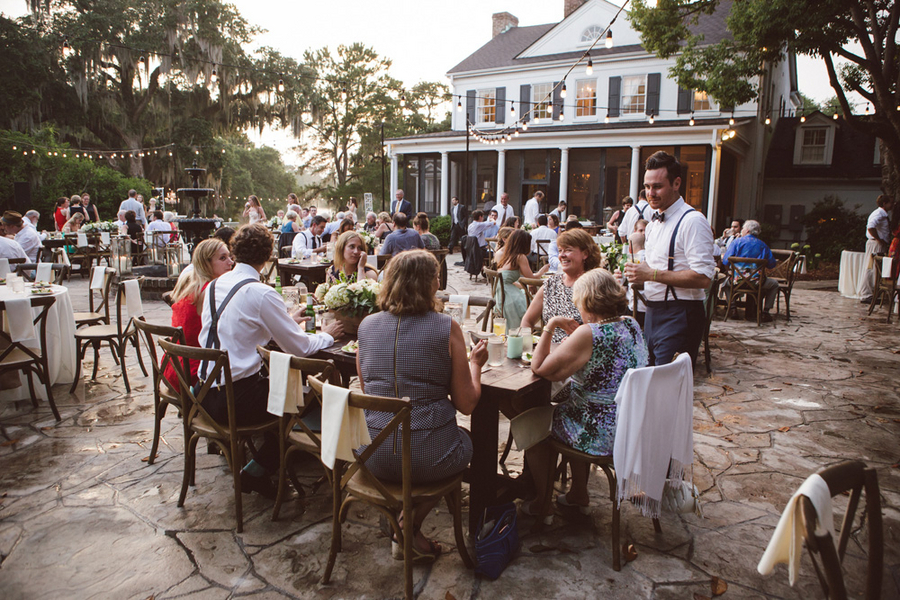 Charleston wedding at Legare Waring House by amelia + dan photography