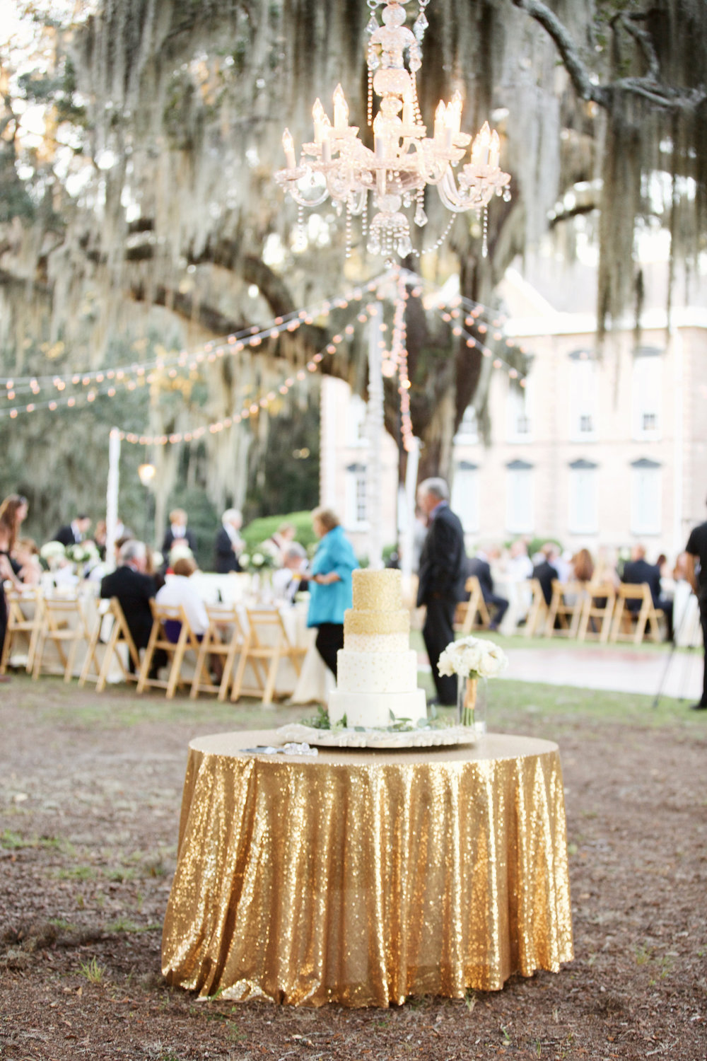 Savannah Wedding at Bethesda Academy by Happy Everything Co.