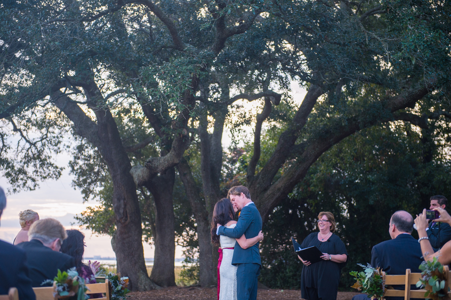 Justin + Nikki's Alhambra Hall wedding in Charleston, SC by Molly Joseph Photography