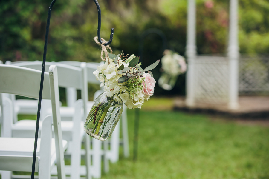Mindy & Ben's Magnolia Plantation and Gardens Wedding in Charleston, SC by Duvall Events and Richard Bell Photography
