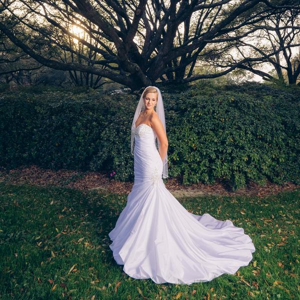 Myrtle Beach Wedding Portraits At Surf Golf Club By Jarrett Hucks Photography