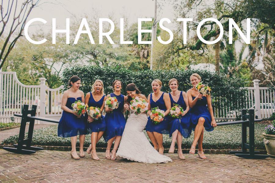 Charleston Wedding Vendors - Kiawah Island, Folly Beach and Isle of Palms
