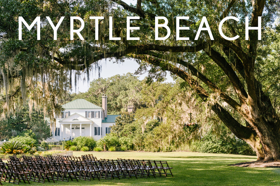 Myrtle Beach Wedding Vendors - Georgetow    ee