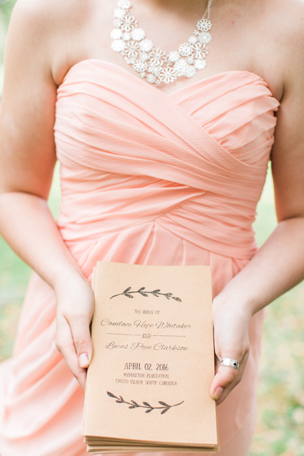 Edisto Island, South Carolina wedding at Middleton Plantation by Jessi Nichols Photography