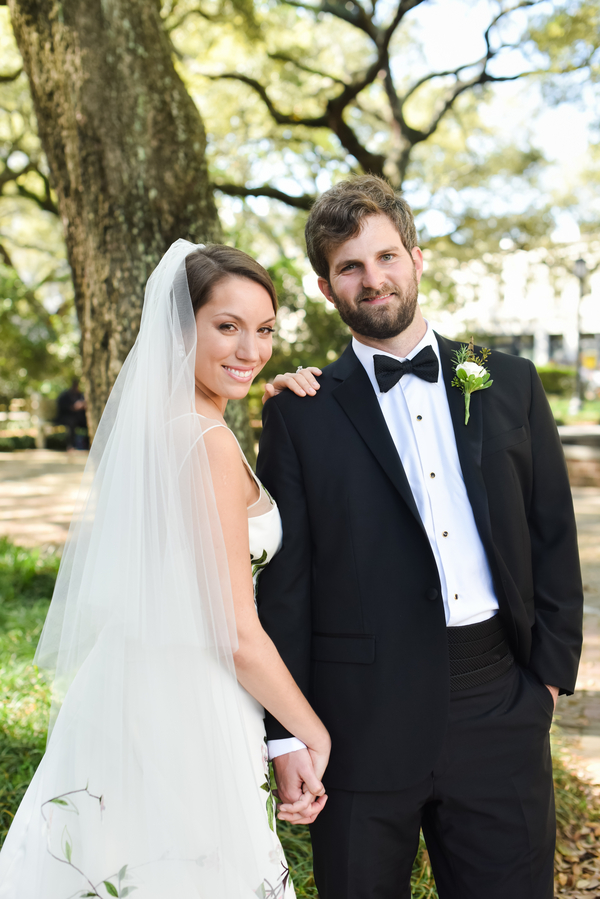 Oglethorpe Club wedding in Savannah, Georgia by Donna Von Bruening and Anne Bone Events