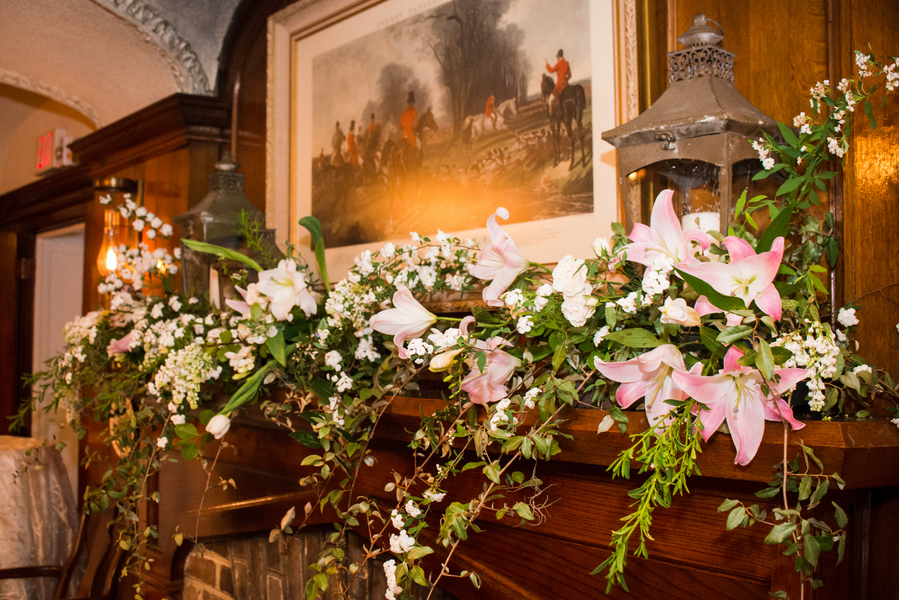 Rhett + Rob's Savannah wedding at The Oglethorpe Club by Donna Von Bruening and Anne Bone Events