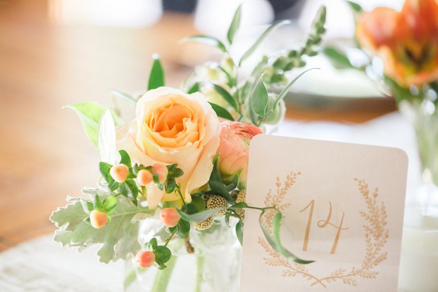 Magnolia Plantation and Gardens wedding by Charleston SC vendors Priscilla Thomas Photography and Cruz Coordination