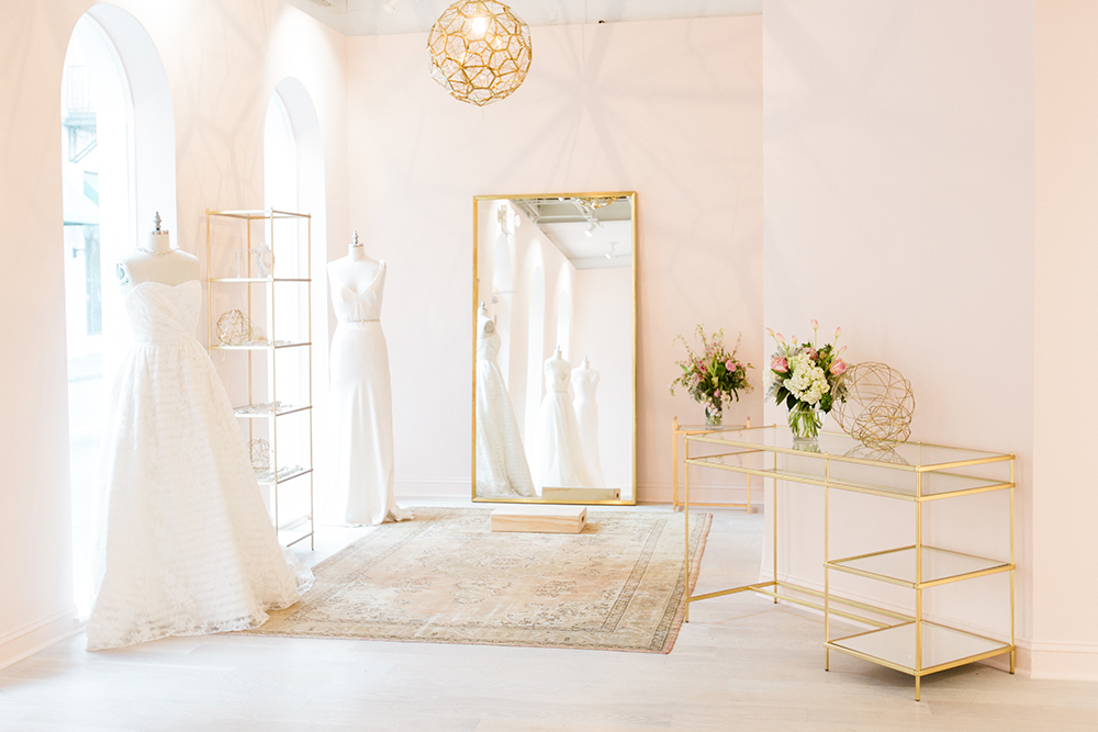Charleston's Newest Bridal Boutique and Wedding Dress Shop - Lovely Charleston by Rachel Red Photography