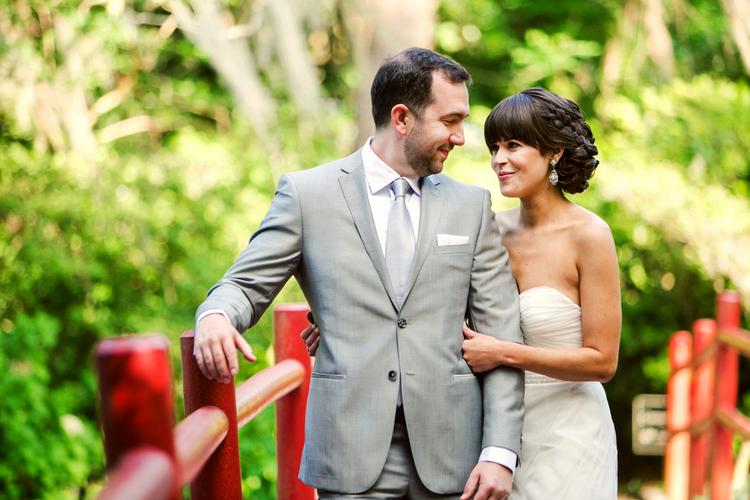 Ashley + John's  Magnolia Plantation and Gardens Wedding