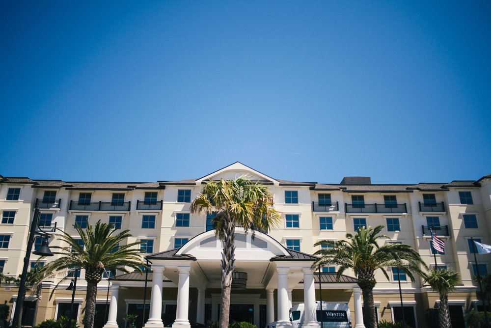 Jekyll Island Westin in Georgia by Meghan Newsom Photography