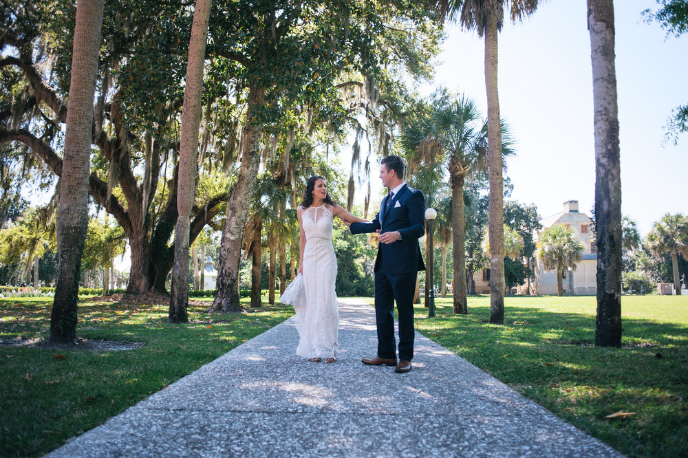 Kadi + Matt's Georgia Lowcountry wedding at The Westin Jekyll Island by Meghan Newsom Photography