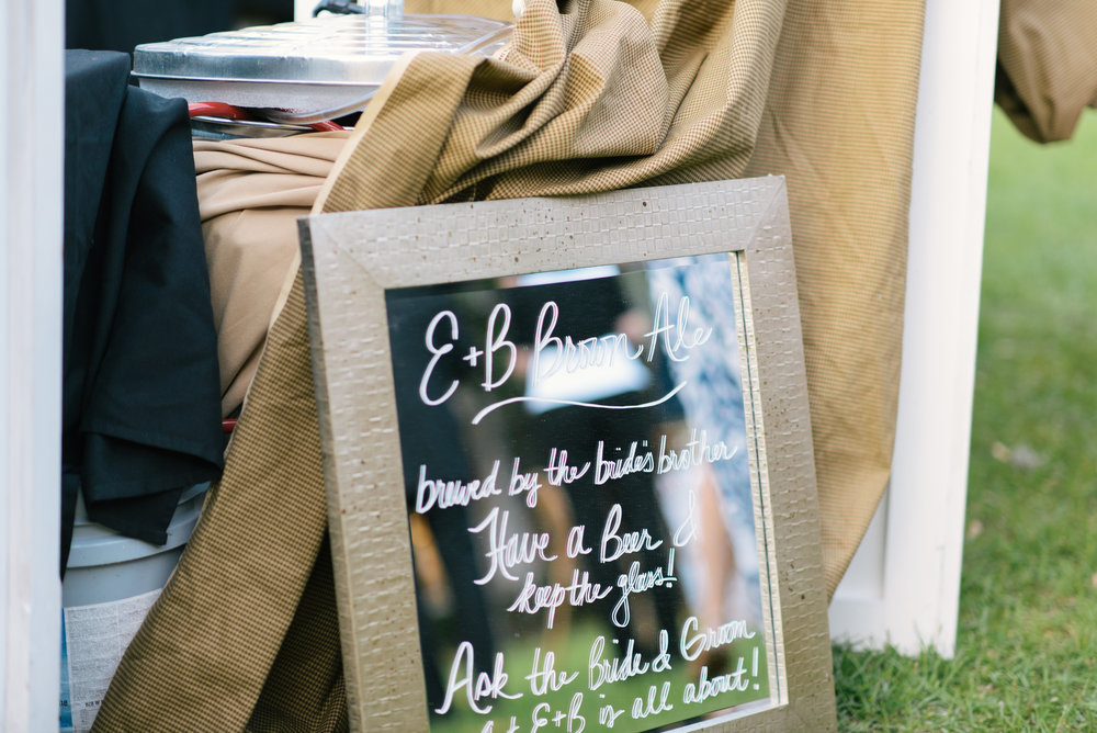 Outdoor Lowcountry wedding at Moss Cottage on Jekyll Island, Ga by Cocktails & Details