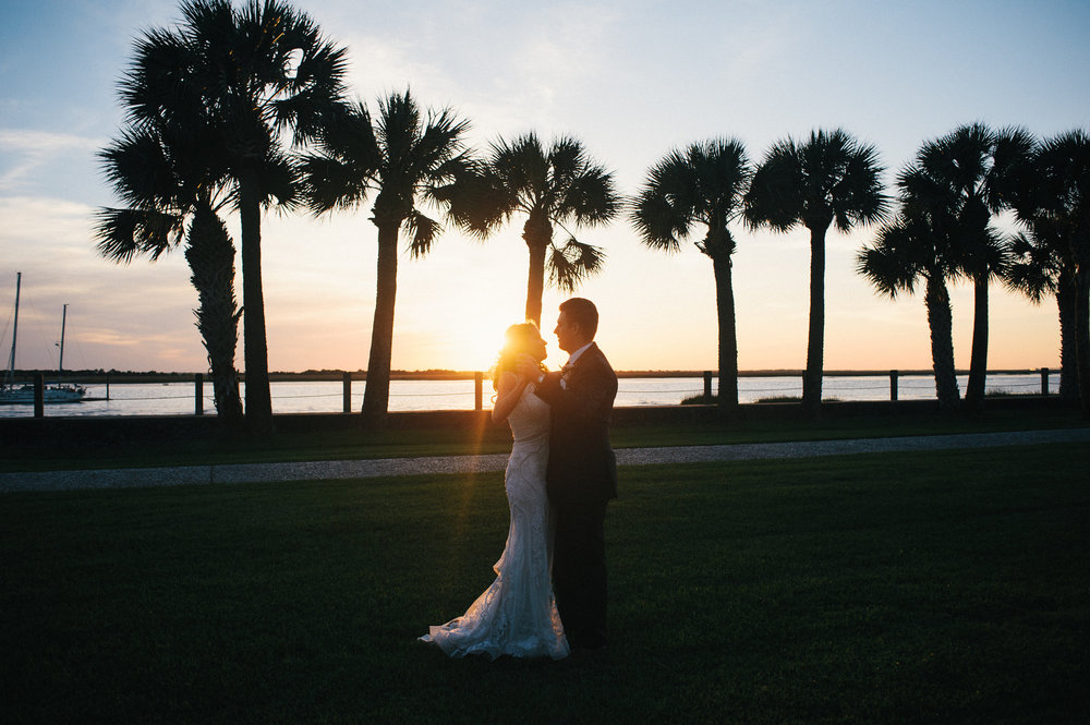 Kadi + Matt's Lowcountry wedding on Jekyll Island, Georgia