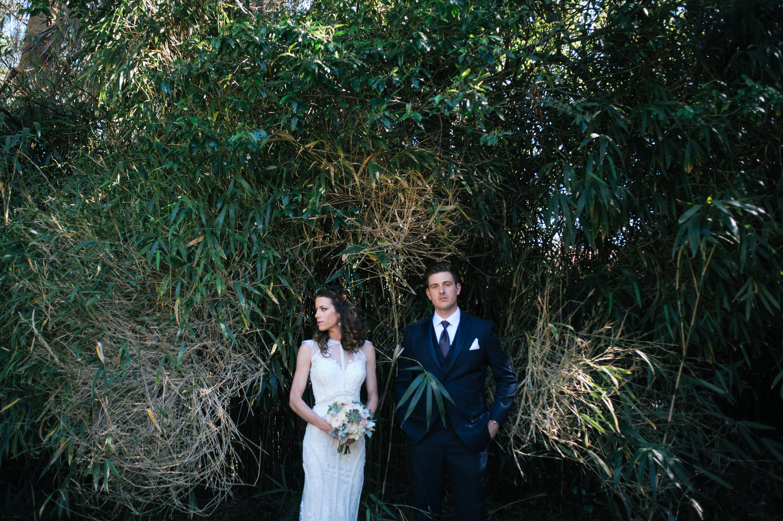 Moss cottage wedding