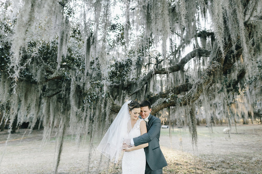 Savannah GA Wedding ceremony at Bethesda Academy's Whitefield Chapel by Mackensey Alexander