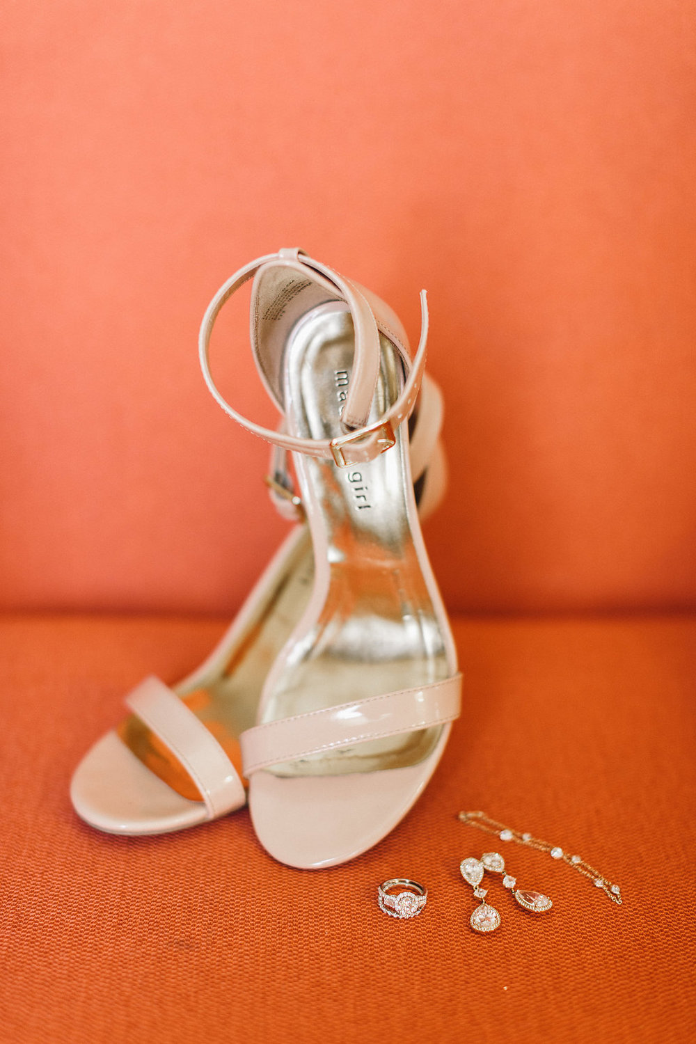 Savannah GA wedding shoes by Mackensey Alexander