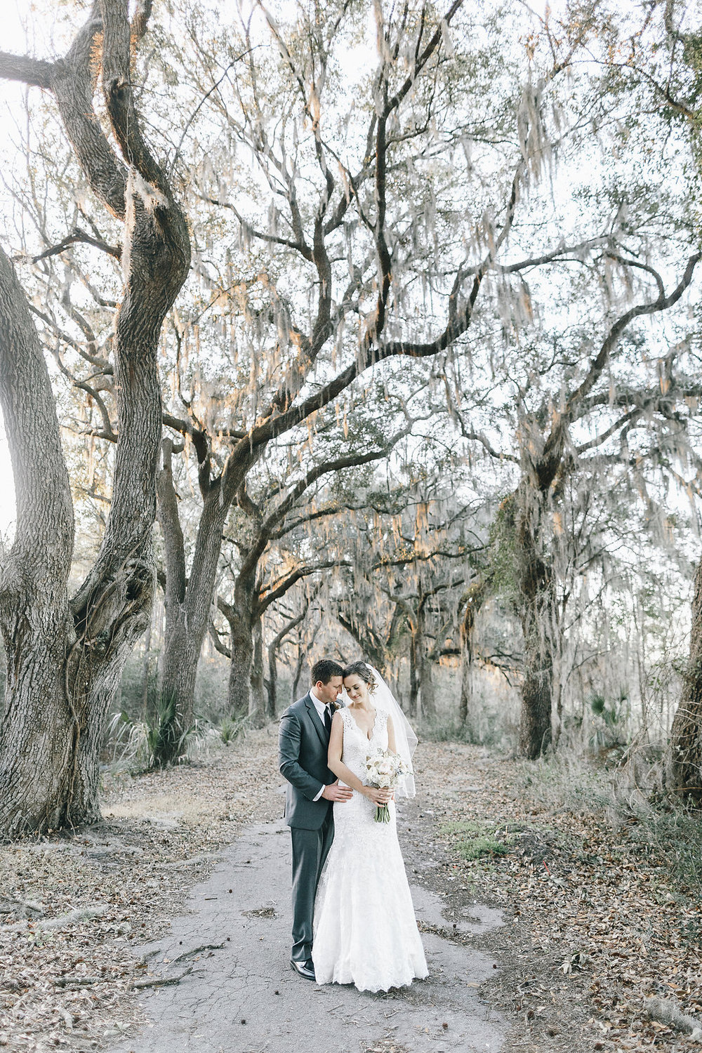 Katie + Ryan's Savannah, Georgia wedding by Mackensey Alexander