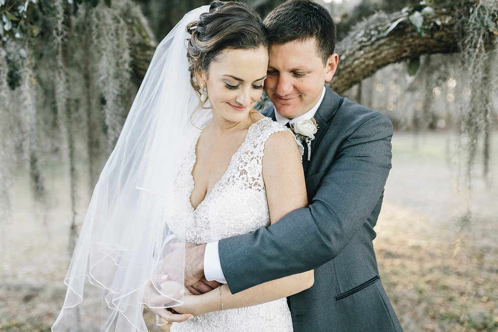 Katie + Ryan's Savannah GA Wedding at Bethesda Academy by Mackensey Alexander