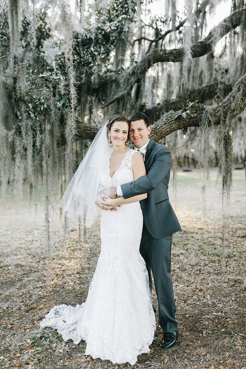 Katie + Ryan's Lowcountry Wedding in Savannah, Georgia by Mackensey Alexander