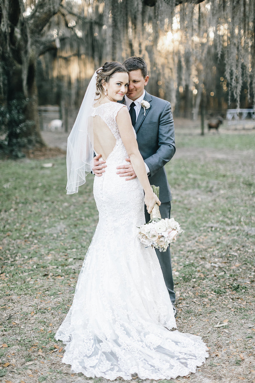Lowcountry wedding in Savannah, GA