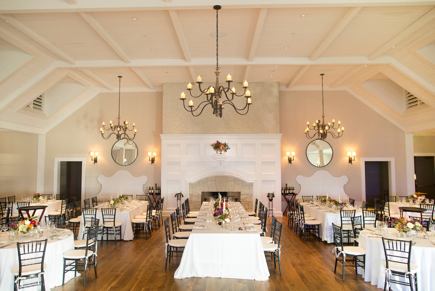 River Course wedding reception on Kiawah Island, South Carolina by Captured by Kate Photography