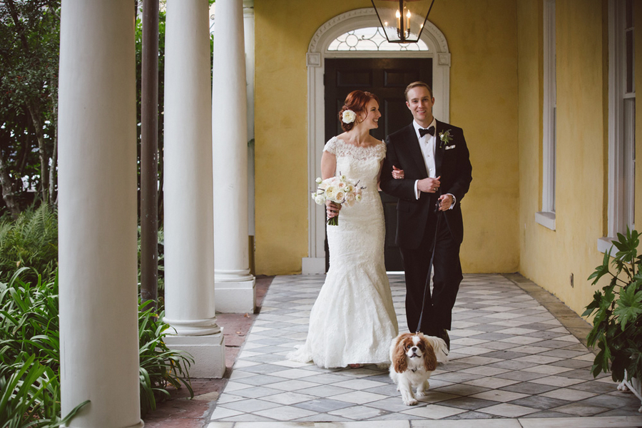Charleston wedding at The William Aiken House by Boutique Planning