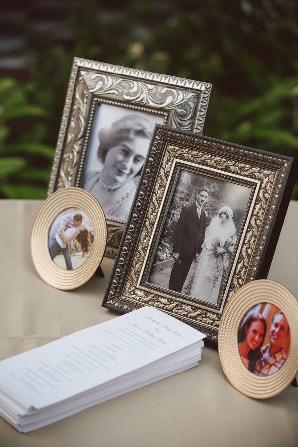 Family heirlooms at Lowcountry wedding in Charleston, Sc by amelia + dan photography