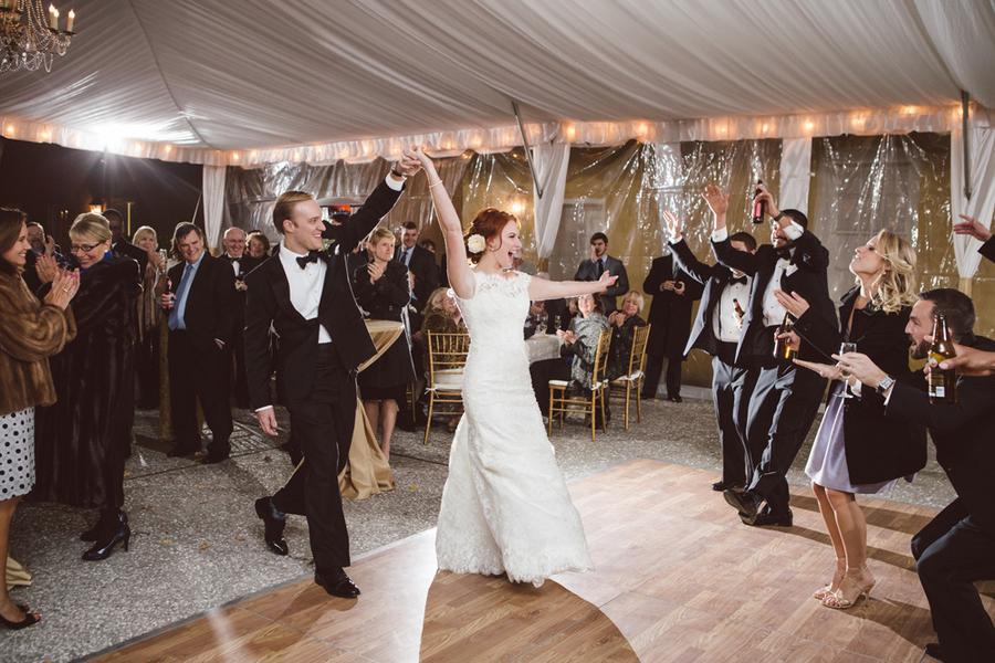 Charleston wedding in South Carolina with DJ Wade