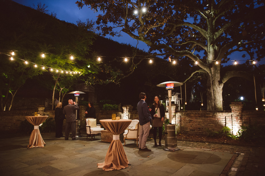 William Aiken House wedding by Boutique Planning